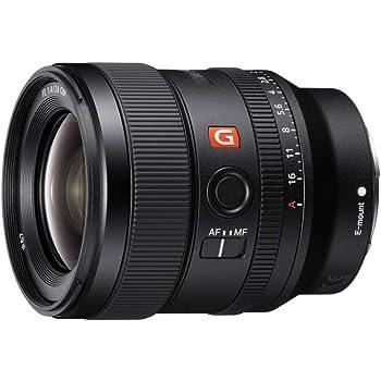 Sony FE 24 mm f/1.4 GM   Full-Frame, Wide Angle, Prime Lens (SEL24F14GM)