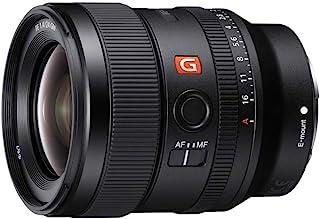 Sony FE 24mm F1.4 GM Lens | Premium G Master Series Wide-range Prime Lens | SEL24F14GM
