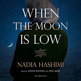 When the Moon Is Low cover art