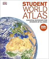Student World Atlas: Essential Reference for Students of All Ages