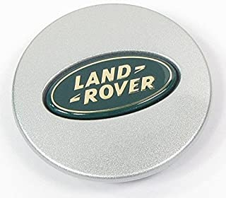 Genuine Land Rover Range Rover 63mm Polished Silver Wheel Centre Cap x1 LR069899