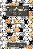 Coordinador del Caos: Cuaderno de Tareas o Libreta To-Do List - 102 Páginas Para Apuntar Todas Tus Tareas - Ten un listado Ordenado e Intuitivo de tus Tareas Pendientes