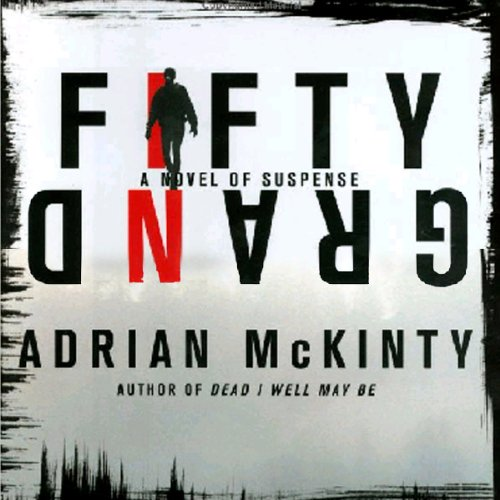 Fifty Grand audiobook cover art