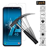 Best Glass Screen Protector Galaxy S5s - ANEWSIR Compatible with Samsung Galaxy A40 Screen Protector Review