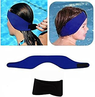 Xinzhi Natación Diadema - La mejor banda de baño de nadador - Mantener el agua fuera, Mantener tapones para los oídos dentro - Doctor recomendado - Protección contra el agua - Asegurar tapones para los oídos