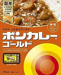 大塚食品 ボンカレー ゴールド <中辛> 180g