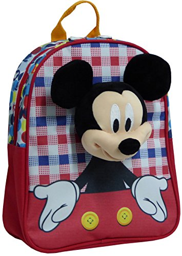 Toy Bags Mochila Infantil Mickey Mouse
