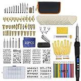 Best Wood Burning Tools - SuMuuhYou 128Pcs Wood Burning Kit, Rapid Temperature Rise Review