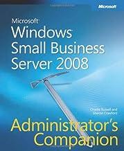 Windows® Small Business Server 2008 Administrator's Companion (Admin Companion)