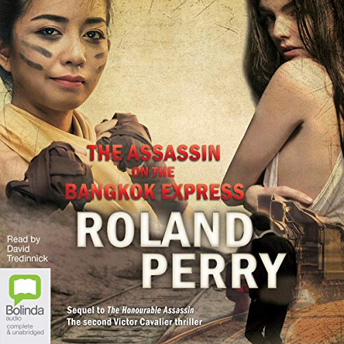 The Assassin on the Bangkok Express cover art