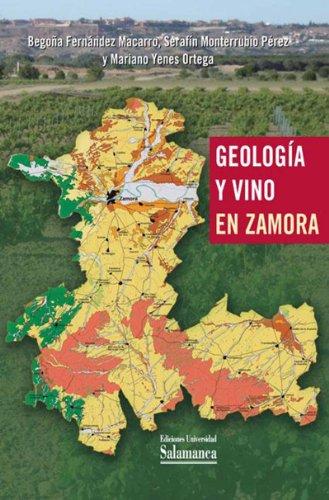 Geología y vino en Zamora (Spanish Edition)