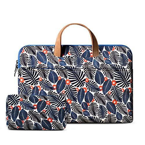 lingtai Laptop sleeve Laptop Bag Sleeve 11.6 13.3 14 15.6 Inch Notebook Handbag For Macbook Air Pro Retina 13 15 Laptop Case Fashion laptop bag (Color : A103, Size : 15.6-inch)