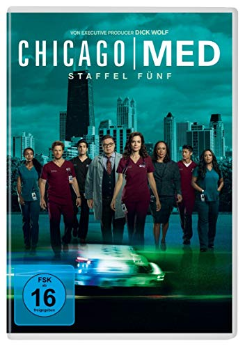 Chicago Med - Staffel 5 (6 DVDs)