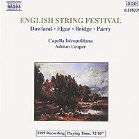 English String Festival
