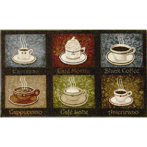 Coffee Rugs For Kitchen Amazon Com
