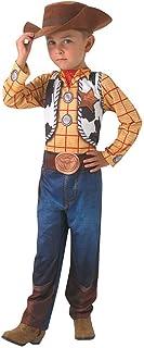Disney - I-610384m - Disfraz para niños - Classic Woody Hat - Talla M