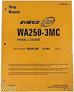 Best komatsu wa250 service manual Reviews
