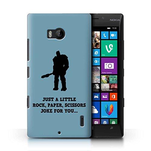 Stuff4 Var voor grappige Korg Quotes NOKLUM-CC Nokia Lumia Icon Rock Paper Schaar