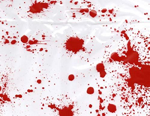 MST-DESIGN Wassertransferdruck Folie I WTD CD-602-MS Blutspritzer True Blood rot I 2 m in 100 cm Breite Film I Wassertransferdruckfilm WTP Water Transfer Printing Hydrographics
