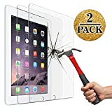 Screen Protector for iPad 2 3 4 (Oldest Models), Jusney Tempered...