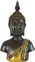 PPCP Southeast Asian Half-Length Buddha Statue Home Office Decoration Buddha Sculpture Spiritual Gift Small Home Decoratio...