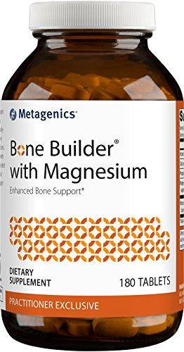 Metagenics - Bone Builder with Magnesium, 180 Count
