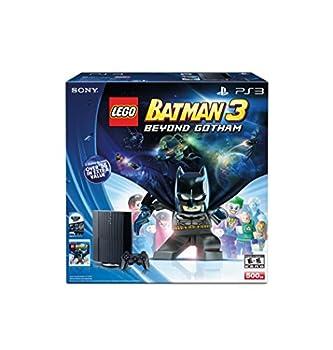 Lego Batman 3  Beyond Gotham + The Sly Collection PlayStation 3 500GB Bundle
