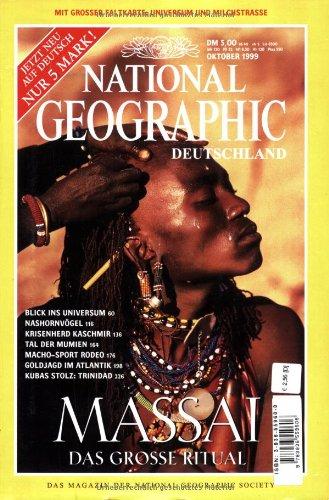 National Geographic Oktober 1999: Massai
