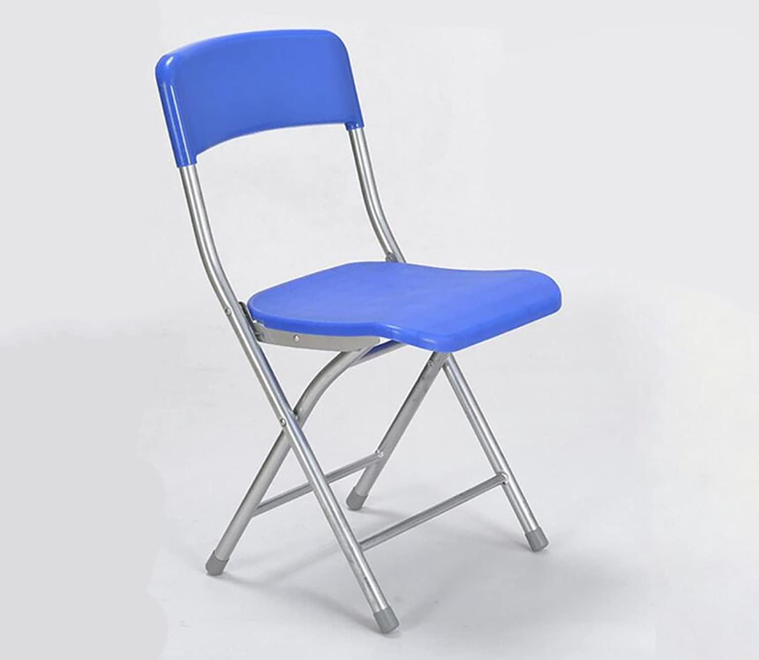 Chair Folding Training Student Chair Meeting Chair Backrest Computer Chair Thickened Plastic Chair
