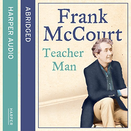 Teacher Man cover art