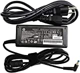 HP 19.5V 2.31A 45W Ac Adapter Laptop Charger for HP Envy x360 x2 13 15 M6 15-u010dx 15-u011dx 741727-001 740015-003 740015-002 HSTNN-LA40 HSTNN-DA40 740015-001 740015-004 Notebook Power Supply