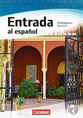 Perspectivas ¡Ya! - Spanisch für Erwachsene - Aktuelle Ausgabe - Entrada al español: Einstiegskurs Spanisch - Kursbuch mit CD, Kopiervorlagen und Lehrerhinweisheft