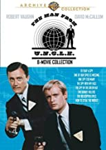 Man From U.N.C.L.E.: The 8 Movies Collection