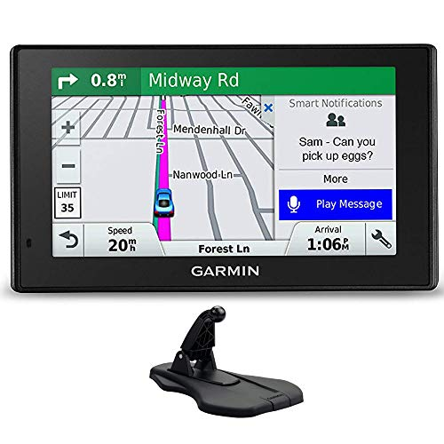Buy Garmin Drive 51LMT-S GPS Navigator Lifetime Maps (US) with Friction Mount - 010-01678-B2