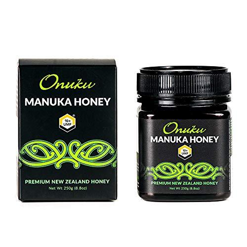 Onuku Premium Neuseeland Manuka Honig UMF 10+ (MGO 263+) 250g