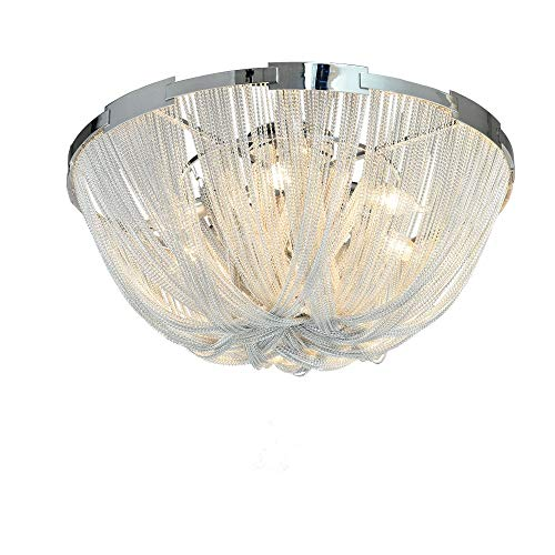 DERALAN Modern LED Chandelier Lighting Dimmable Ceiling Dining Room Chandeliers (2612)