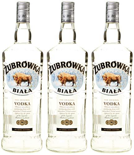 Zubrowka Biala - 3 confezioni X 1 L