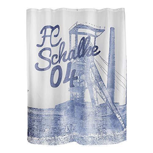 FC Schalke 04 *** Duschvorhang ***