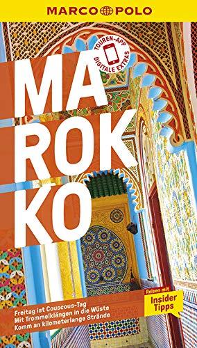 MARCO POLO Reiseführer Marokko: Reisen mit Insider-Tipps. Inkl. kostenloser Touren-App