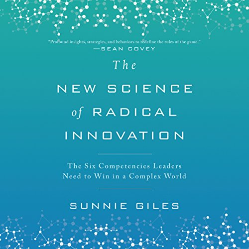 The New Science of Radical Innovation cover art