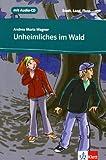 Unheimliches im Wald + CD Nivel A1 - 9788423671465...