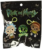 Funko–Rick and Morty Idea Regalo, Llavero, collezionabili, Comics, Manga, S...