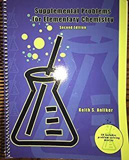 Supplemental Problems for Elementary Chemistry: Second Edition