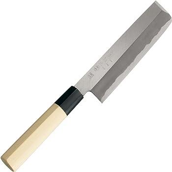 貝印 kai 関孫六 和 包丁 薄刃 165mm 本鋼 金寿