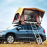Dawnzen Autodachzelt - Autodachzelt , Wasserdicht - Schnell öffnend - Geeignet Für 2-3 Erwachsene, Die Camping Und Reisen