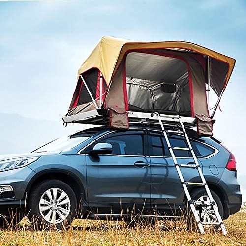 XPHW Autodachzelt - Autodachzelt , Wasserdicht - Schnell öffnend - Geeignet Für 2-3 Erwachsene, Die Camping Und Reisen