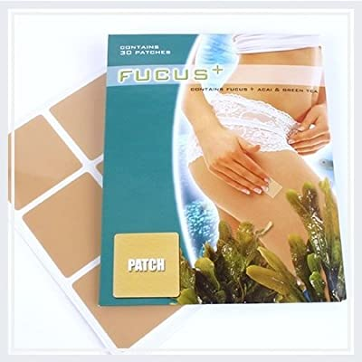 Mega Extra Strength Fucus Acai Berry & Green Tea Patch Slimming Weight Loss not Pills from Arya Health