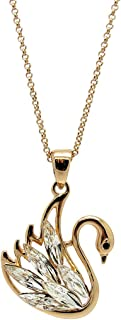 Swarovski 18K Rose Gold Plated Necklace, SWR-001