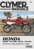 2001-2003 Honda XR600R CLYMER MANUAL HONDA XR600R 91'-00' XR650L 93'-07', Manufacturer: CLYMER, Manufacturer Part Number: M221-AD, Stock Photo - Actual parts may vary.