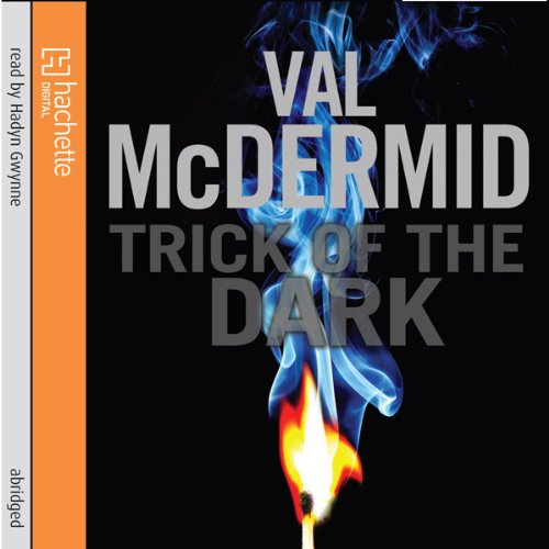 Trick of the Dark audiobook cover art